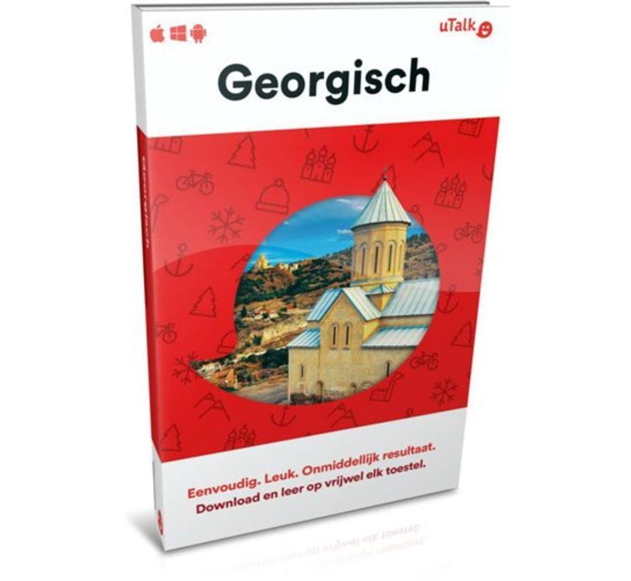 uTalk leer Georgisch - Online Taalcursus