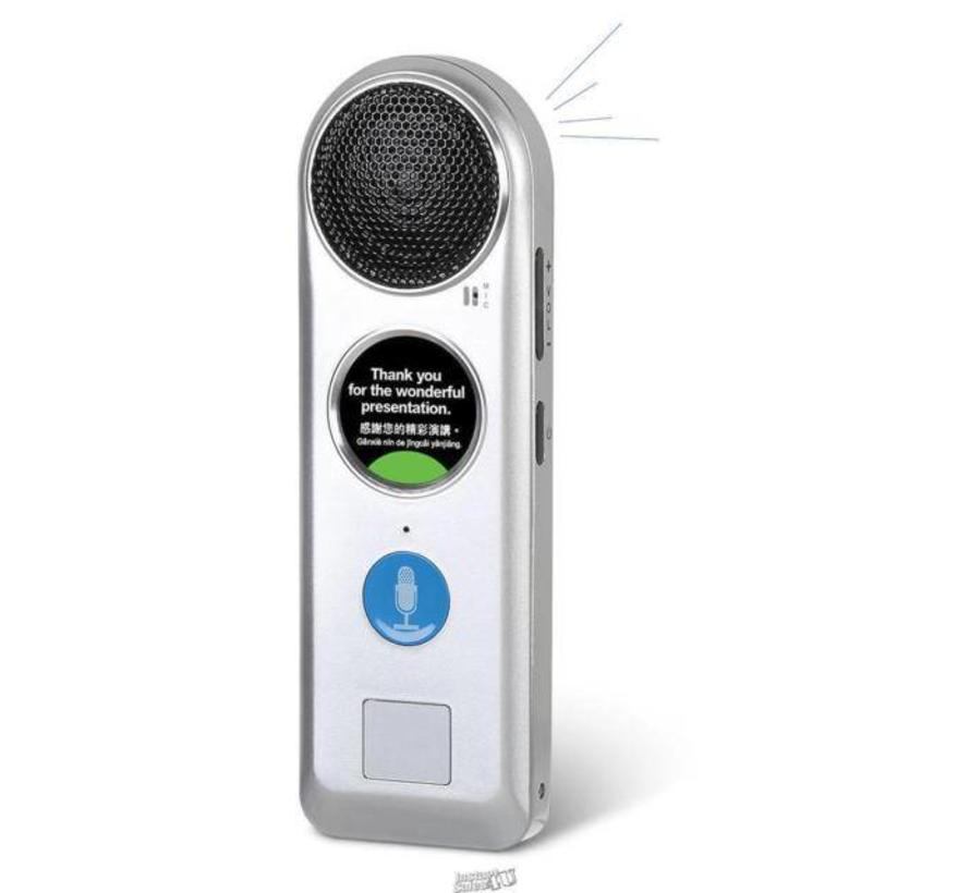 Langie S2 Electronische vertaler - Pocket vertaalcomputer voor 53 Talen
