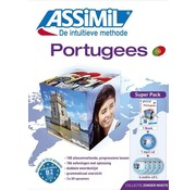 Assimil Portugees leren zonder moeite (Boek + Audio CD's)