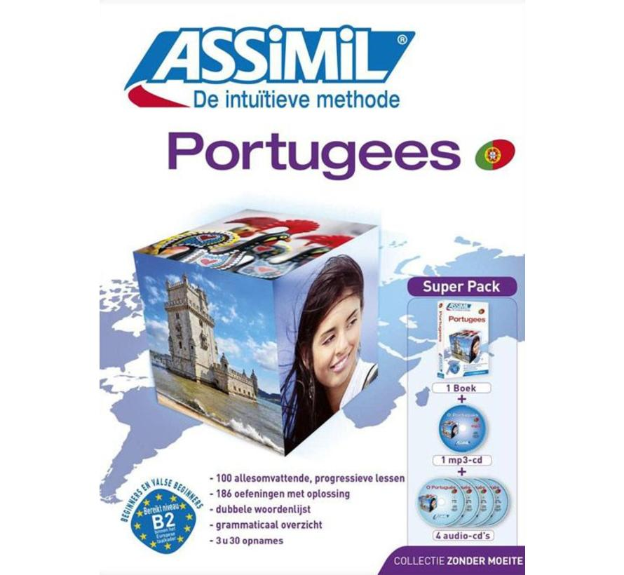 Assimil Portugees zonder moeite  (Superpack)