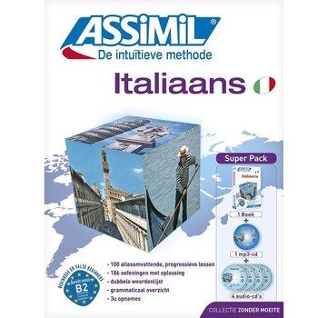 Assimil Italiaans leren zonder moeite - Boek + CD + Audio