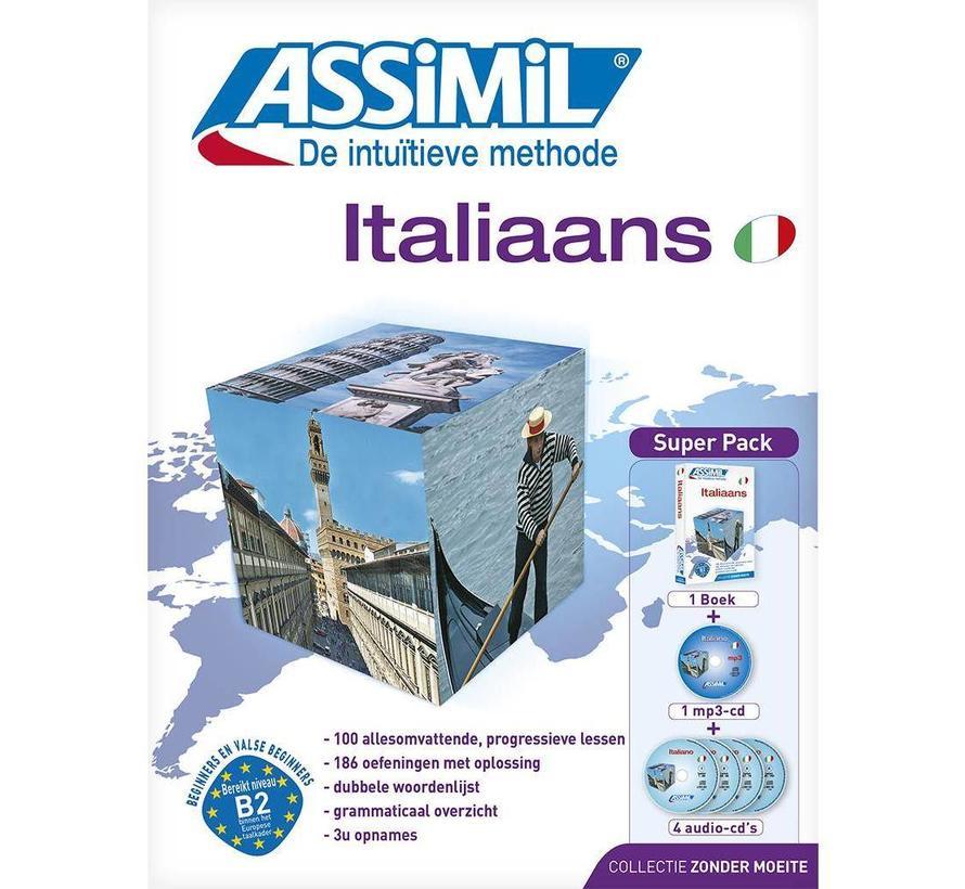 Assimil Italiaans zonder moeite - Superpack