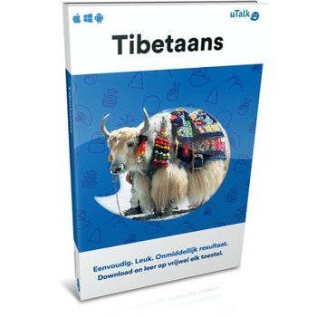uTalk Leer Tibetaans  Online - Complete taalcursus Tibetaans