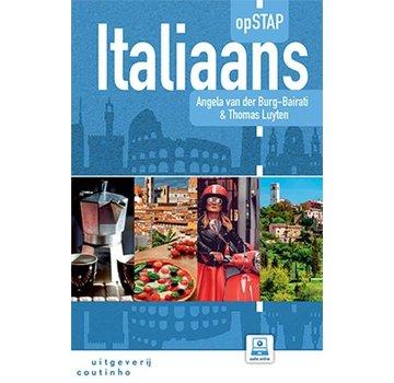 Coutinho OpStap Italiaans - Leer Italiaans voor vakantie (Boek + Audio)