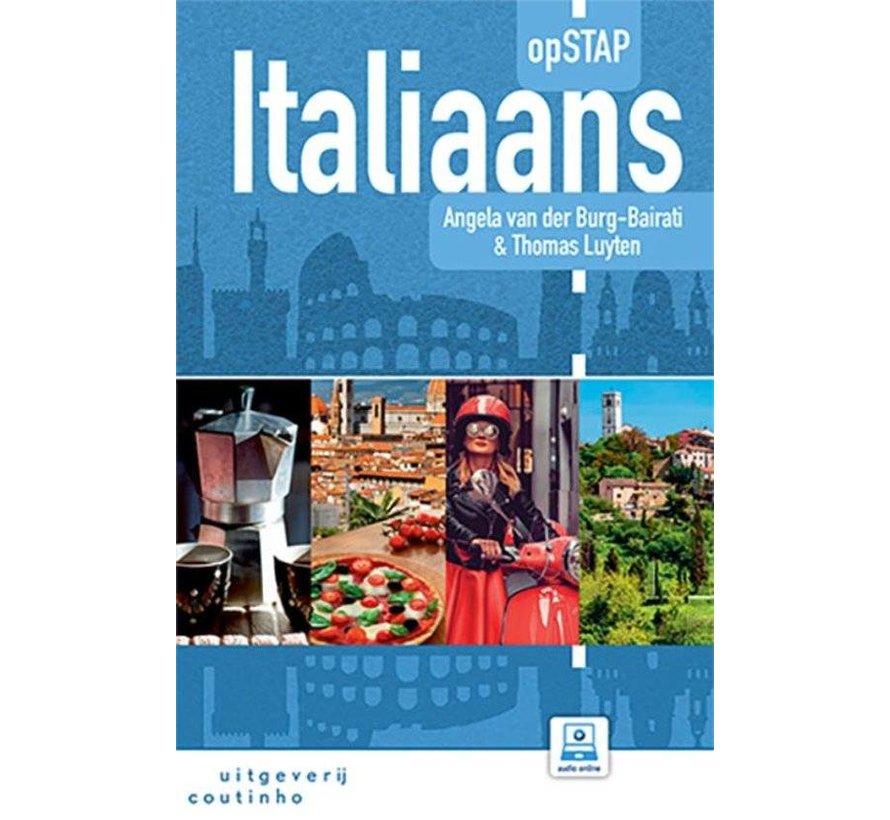 Opstap Italiaans - Leerboek  Italiaans + Audio