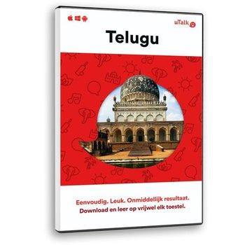 uTalk Online Taalcursus Leer Telugu Online - uTALK Complete taalcursus
