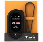 Travis Translators Officiële Travis Touch beschermhoes met afneembare riem