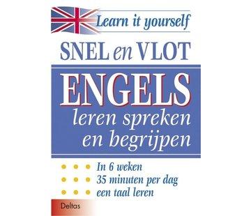 Deltas Snel en Vlot Engels leren spreken en begrijpen