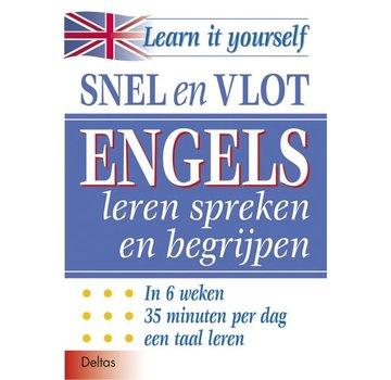 Deltas Snel en Vlot Engels leren spreken en begrijpen | Engels voor Beginners