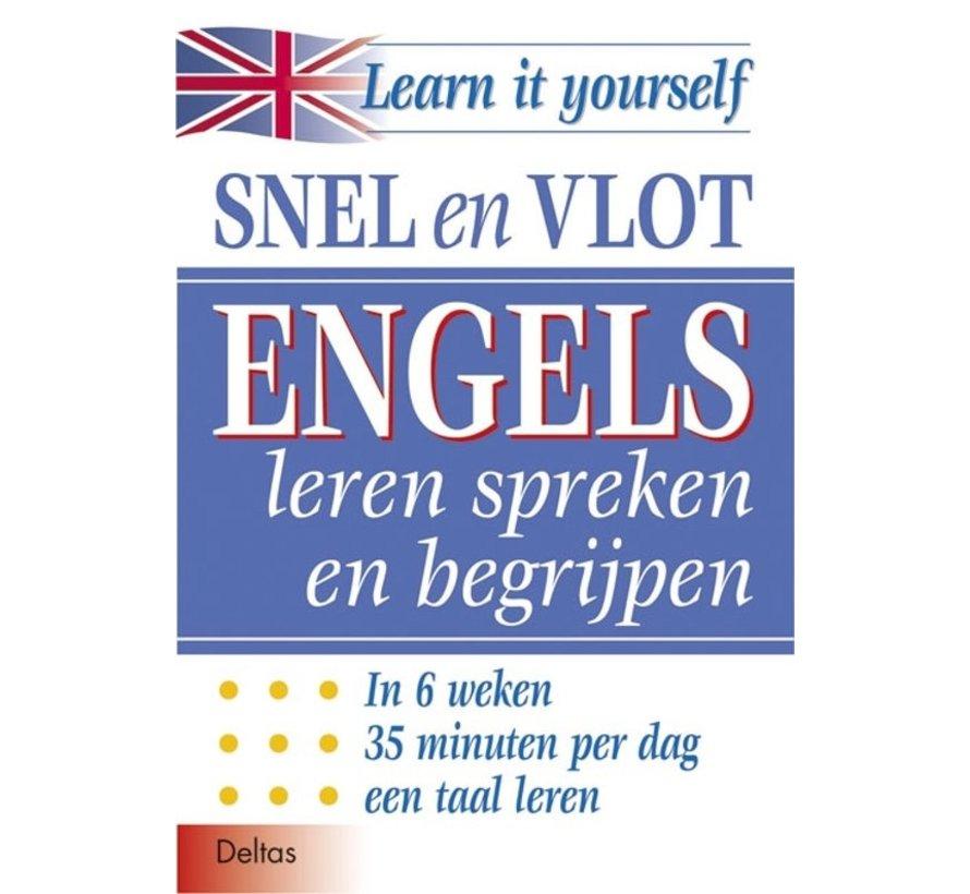 Snel en Vlot Engels leren spreken en begrijpen - Engels voor beginners