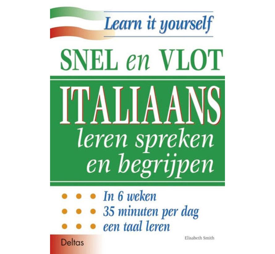 Snel en Vlot Italiaans leren spreken en begrijpen -