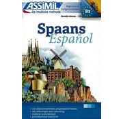 Assimil - Taalcursussen & Leerboeken Spaans zonder moeite - Leerboek (Nieuw 2019)