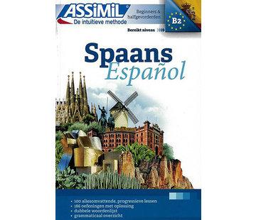 Assimil - Taalcursussen & Leerboeken Spaans zonder moeite - Leerboek