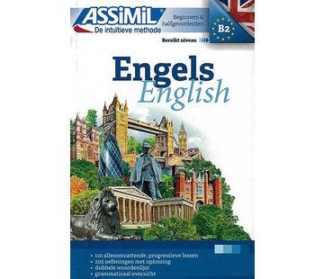 Assimil - Taalcursussen & Leerboeken Assimil Engels zonder moeite - Leerboek 100 lessen Engels (A1 - B2)