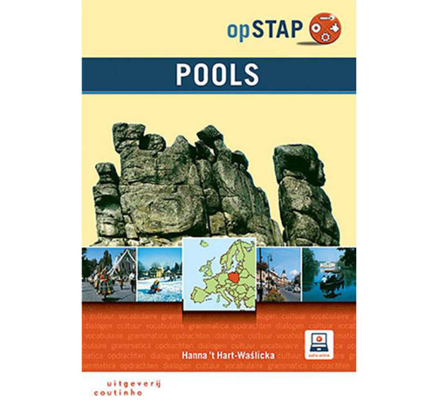 Opstap Pools - Leerboek + Audio