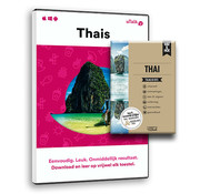 Complete taalcursus Compleet Thais leren - Boek + Online cursus Thais