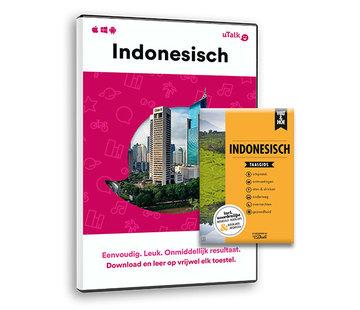 Complete taalcursus Indonesisch leren voor Vakantie - Online  taalcursus + Boek
