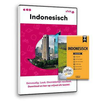 Complete taalcursus Leer Indonesisch - Online taalcursus + Taalgids Indonesisch
