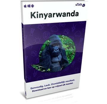 uTalk Leer Kinyarwanda Online - Complete taalcursus Rwanda