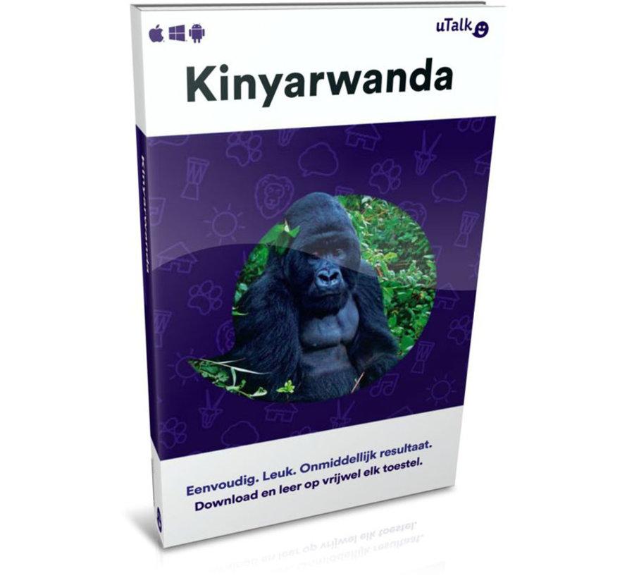 uTalk leer Kinyarwanda - Online Taalcursus