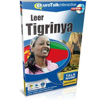 Eurotalk Talk Now Cursus Tigrinya voor Beginners - Leer de Tigrinya taal