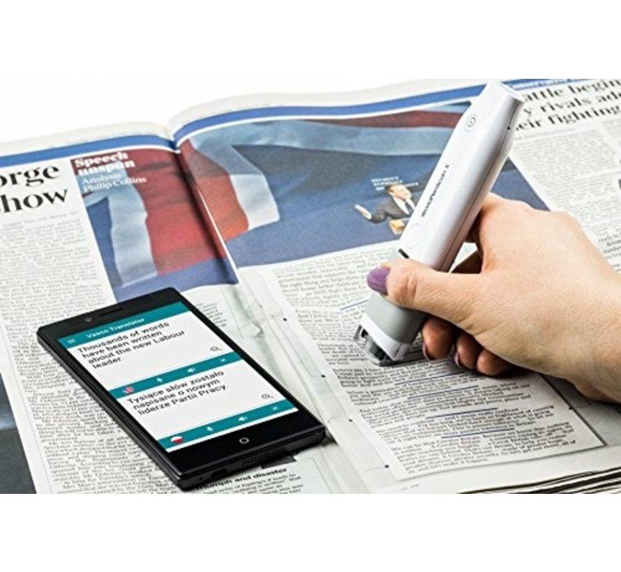 Vasco Traveler Premium Sprekende vertaalcomputer 7 inch+ Vertaalpen