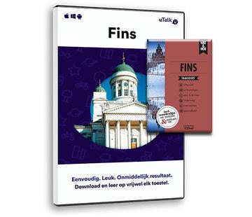 Complete taalcursus Complete cursus Fins - Online taalcursus + Leerboek