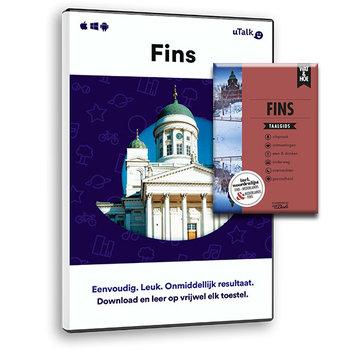 Complete taalcursus Compleet Fins leren  - BOEK + ONLINE cursus Fins