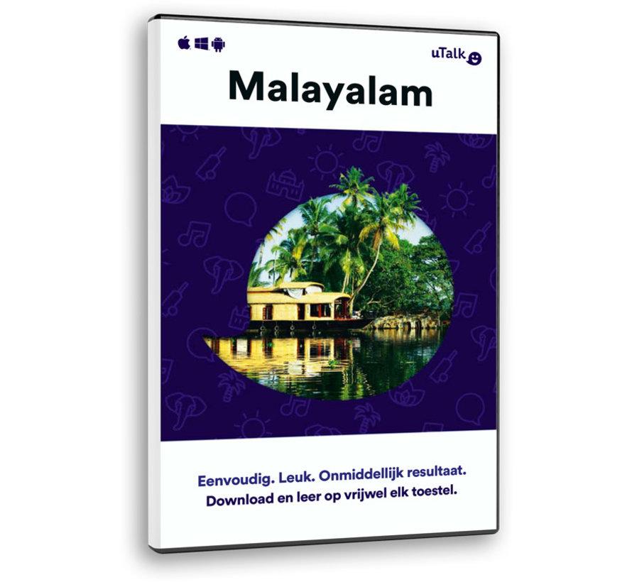 uTalk leer Malayalam - Online Taalcursus