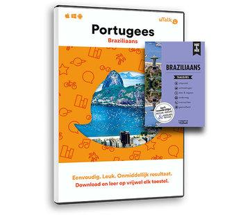 Complete taalcursus Compleet Braziliaans Portugees leren - ONLINE cursus + Leerboek