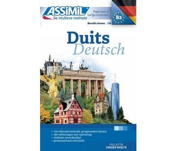 Assimil - Taalcursussen & Leerboeken Duits zonder moeite - Leerboek  (Nieuw 2019)
