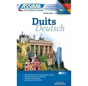 Assimil - Taalcursussen & Leerboeken Assimil Duits zonder moeite - Leerboek 113 lessen Duits (B2)