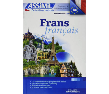 Assimil - Taalcursussen & Leerboeken Frans zonder moeite - Leerboek (Nieuwe editie)