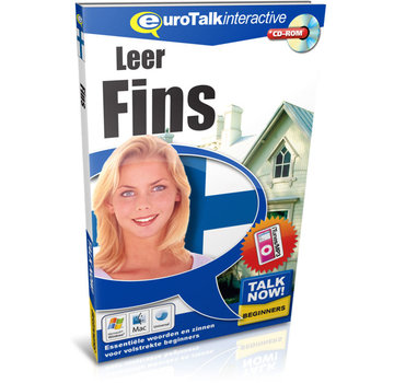 Eurotalk Talk Now Leer Fins! - Cursus Fins voor Beginners (Download)