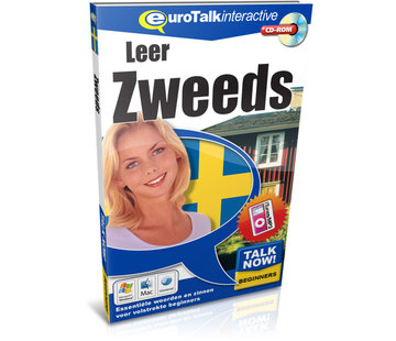 Eurotalk Talk Now Zweeds leren voor Beginners (CD + Download)