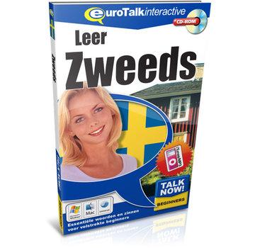 Eurotalk Talk Now Basis cursus Zweeds voor Beginners (CD + Download)