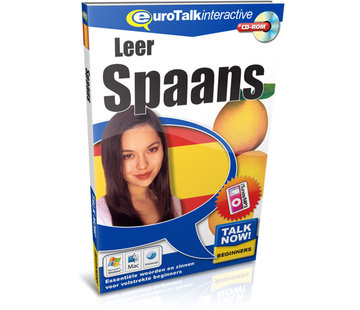 Eurotalk Talk Now Talk now - Basis cursus Spaans voor Beginners