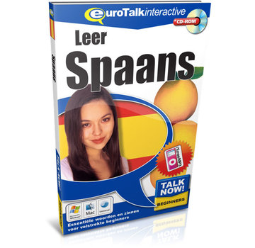 Eurotalk Talk Now Basis cursus Spaans voor Beginners (CD + Download)