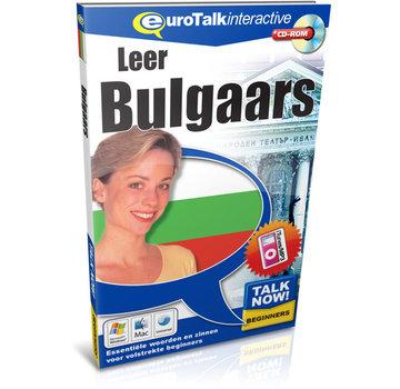 Eurotalk Talk Now Basis cursus Bulgaars voor Beginners | Leer de Bulgaarse taal (Download)