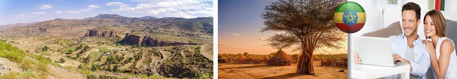 Amhaars leren - Taal van Ethiopie