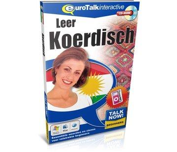 Eurotalk Talk Now Cursus Koerdisch voor Beginners | Leer de Koerdische taal (Irak)