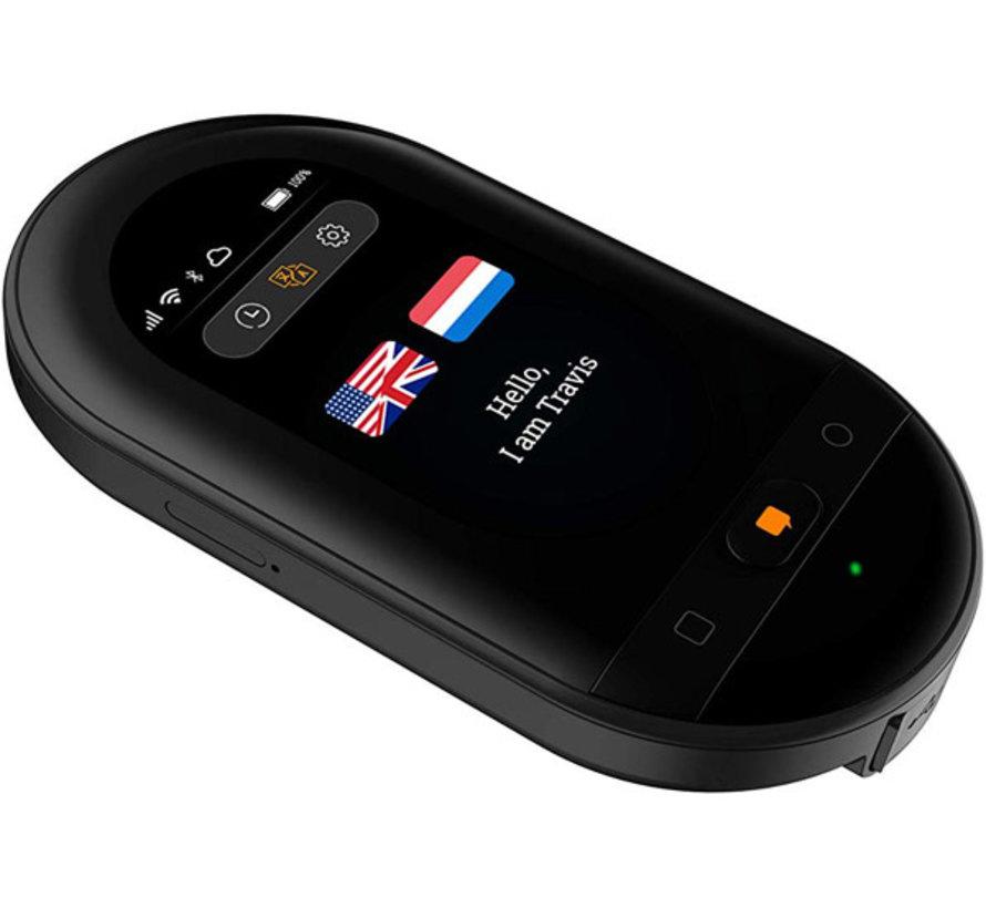 Travis Touch GO Translator - Vertaalcomputer 155 talen  + eSIm + Gratis beschermhoes