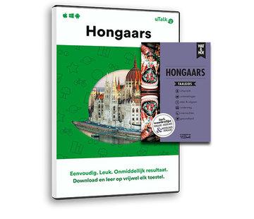 Complete taalcursus Leer Hongaars (Boek + Online taalcursus) - Leer de Hongaarse taal
