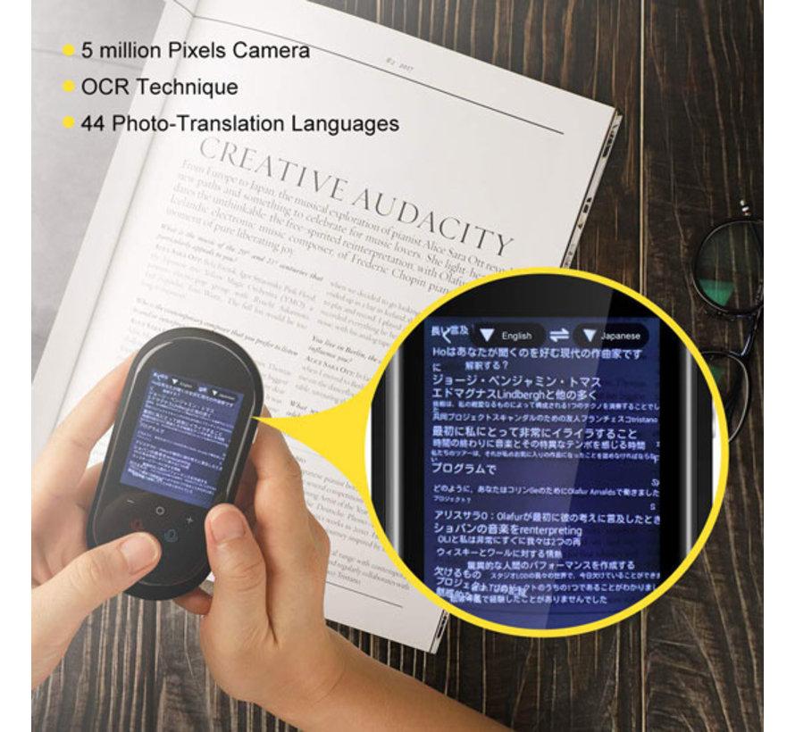 AI Slimme Vertaler PRO - Stem, Tekst en Gesprek vertaler - 106 talen
