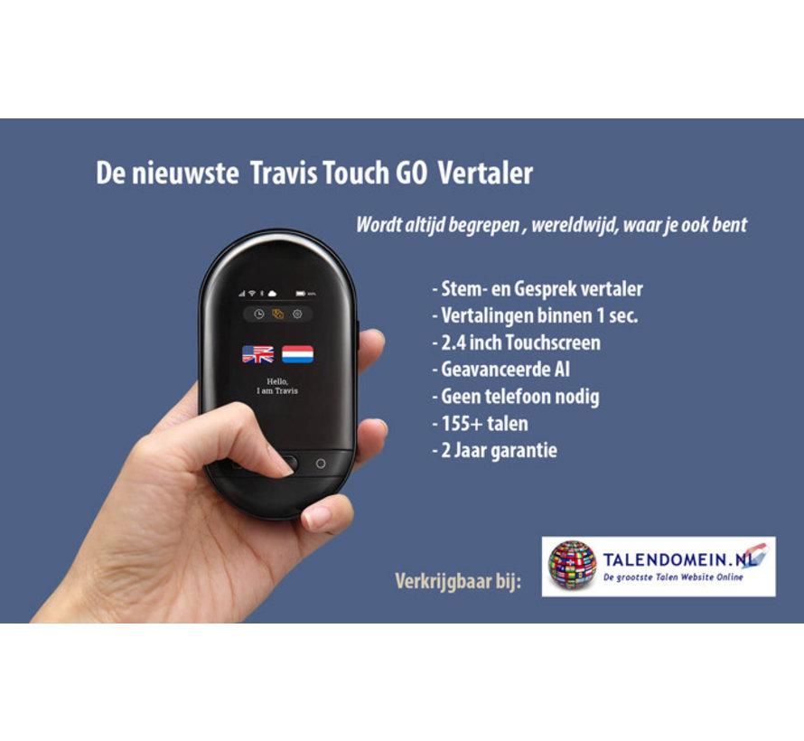 Travis Touch GO Translator NIEUW (Travis vertaalcomputer)