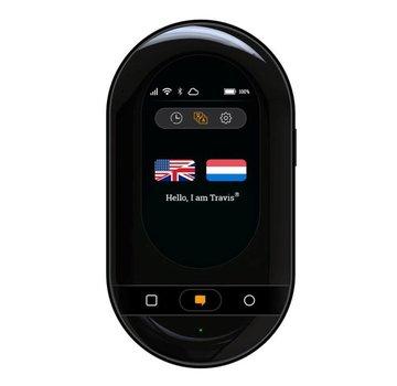 Travis Translators Travis Translator - Travis  Touch GO Vertaalcomputer - Pocket vertaalapparaat voor 155+ talen