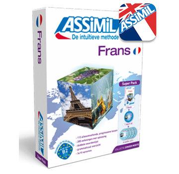 Assimil - Taalcursussen & Leerboeken Frans zonder moeite - Leerboek + Audio