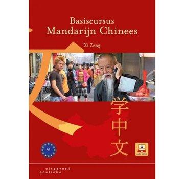 Coutinho Basis cursus Chinees Mandarijn voor Beginners (Boek + Audio)