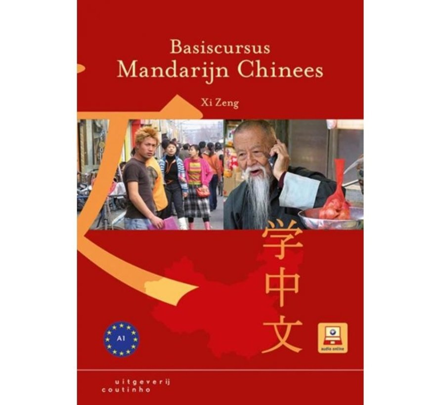 Basis cursus Chinees Mandarijn voor Beginners (Boek + Audio)