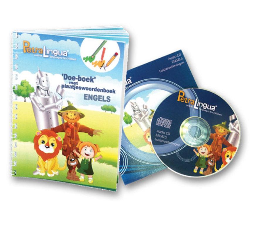 Petralingua Engels voor kinderen van 3 - 12 jaar